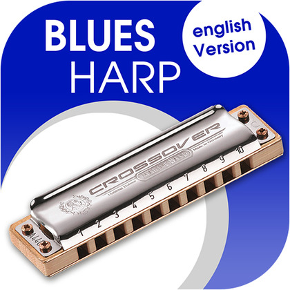 Blues Harp App for iPad | Steve Baker