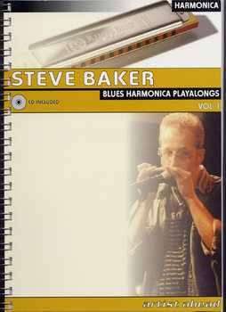 Blues Harmonica Playalongs Volume 1
